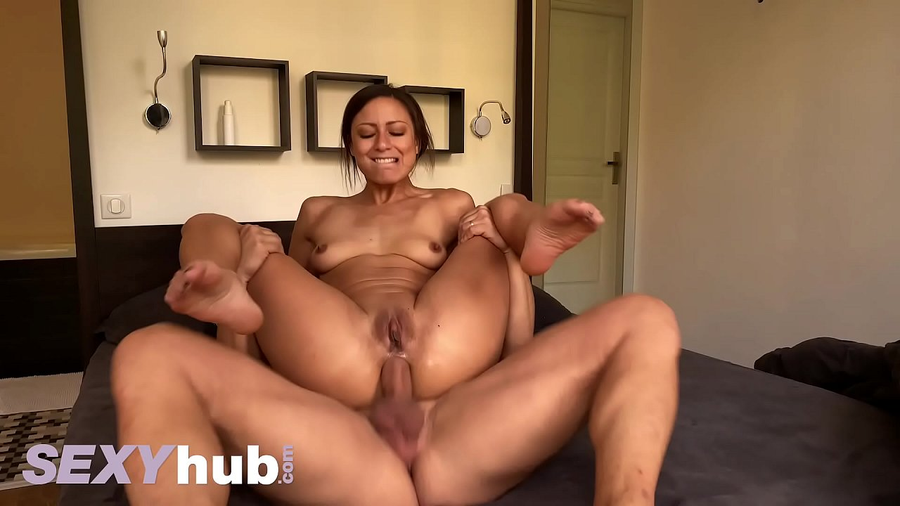 Amateur Skinny French Anal