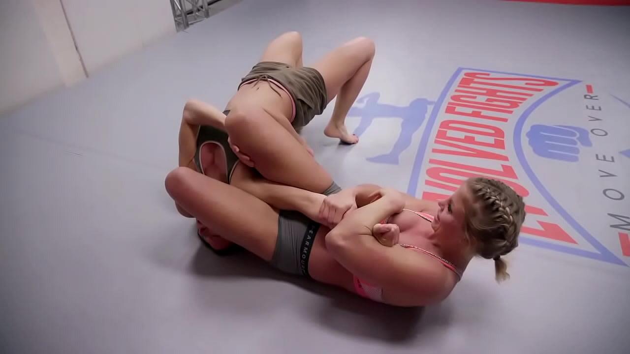 Japanese Lesbian Sex Wrestling