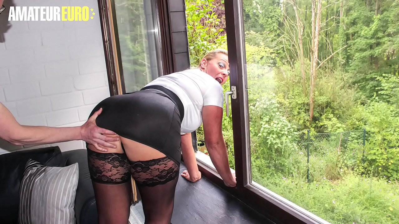 Sexy Reife Cougar Anal