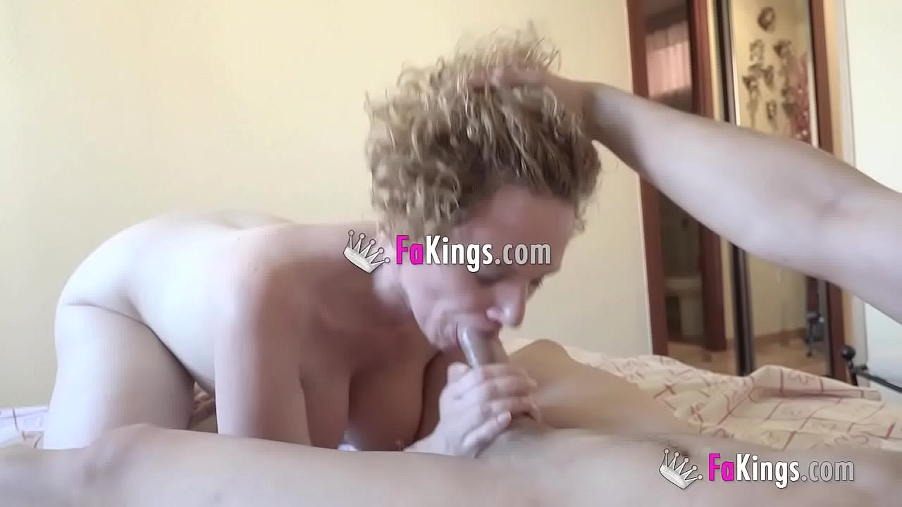 Ainhoa Spanish Porn showing her husband is away! mercé. the giantly titted milf