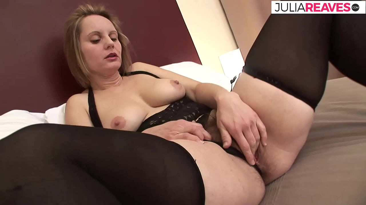 At a ripe old age she is fucked so hard and horny again