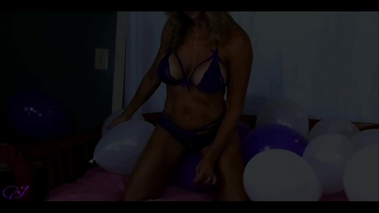 Balloons For My Birthday : A Teaser