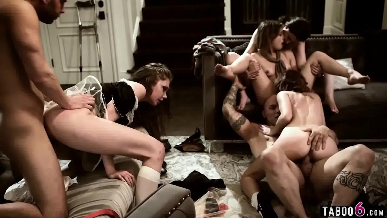 Crazy Orgy Porn