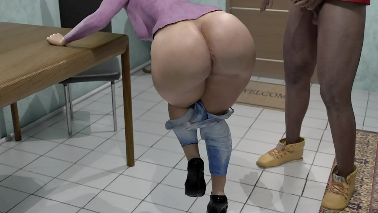 Big Ass Latina Step Mom