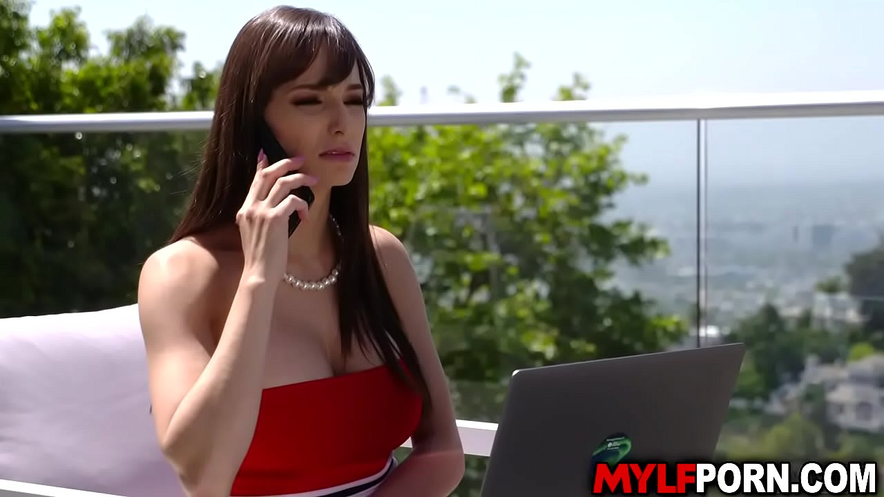 Sexy MILF boss Lexi Luna is horny again so she pleasures her favorite employee Brad Newman and started a hot office sex with him.
