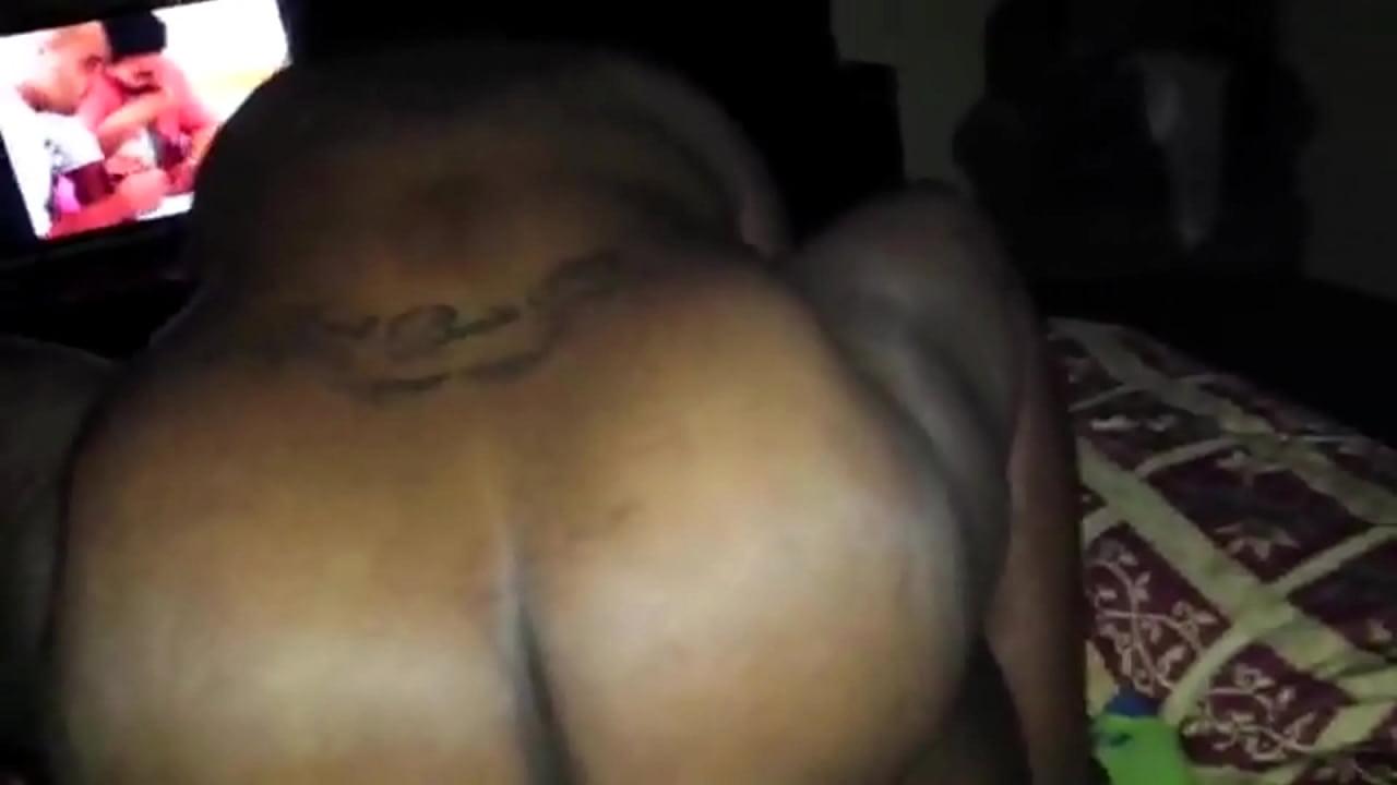 Big Booty Anal Dildo Ride