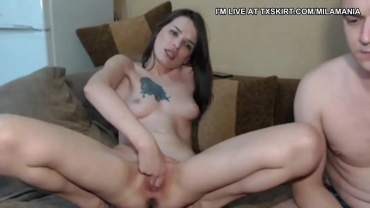 Girl Cant Stop Masturbating