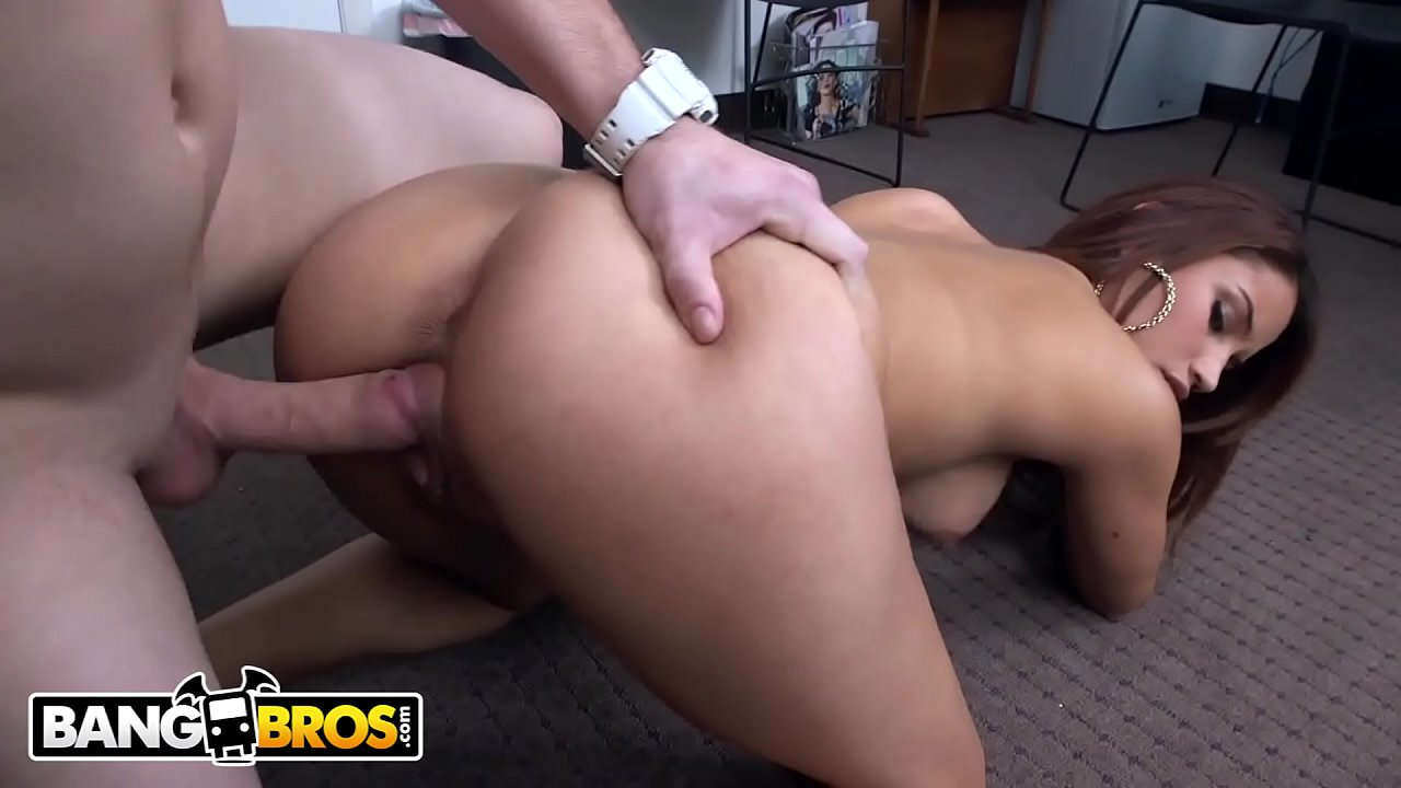 Big Booty First Time Anal