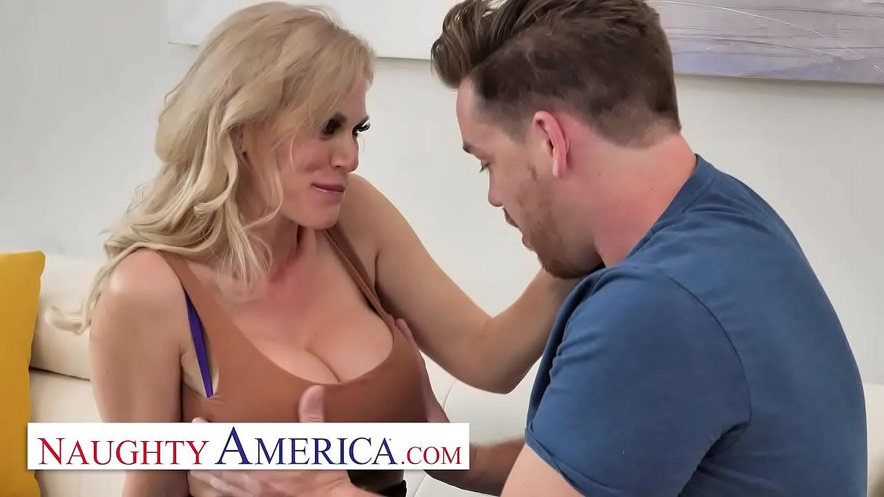 Naughty America Mom Son