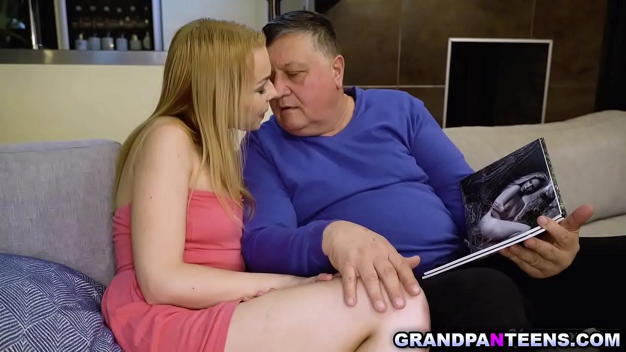 Teen Gets Fucked Step Dad