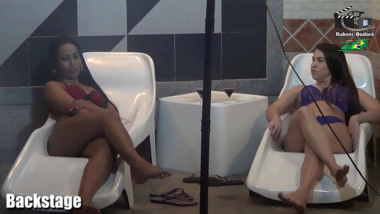 Making of da cena lesbo das estrela Manu Fox vs Amaya Takayo. ( Completo No Xvideo Red )