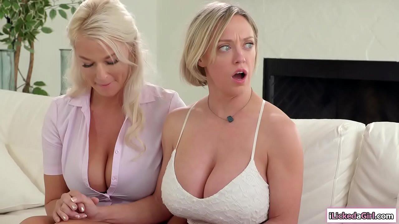 Mature Blonde Lesbian Teacher
