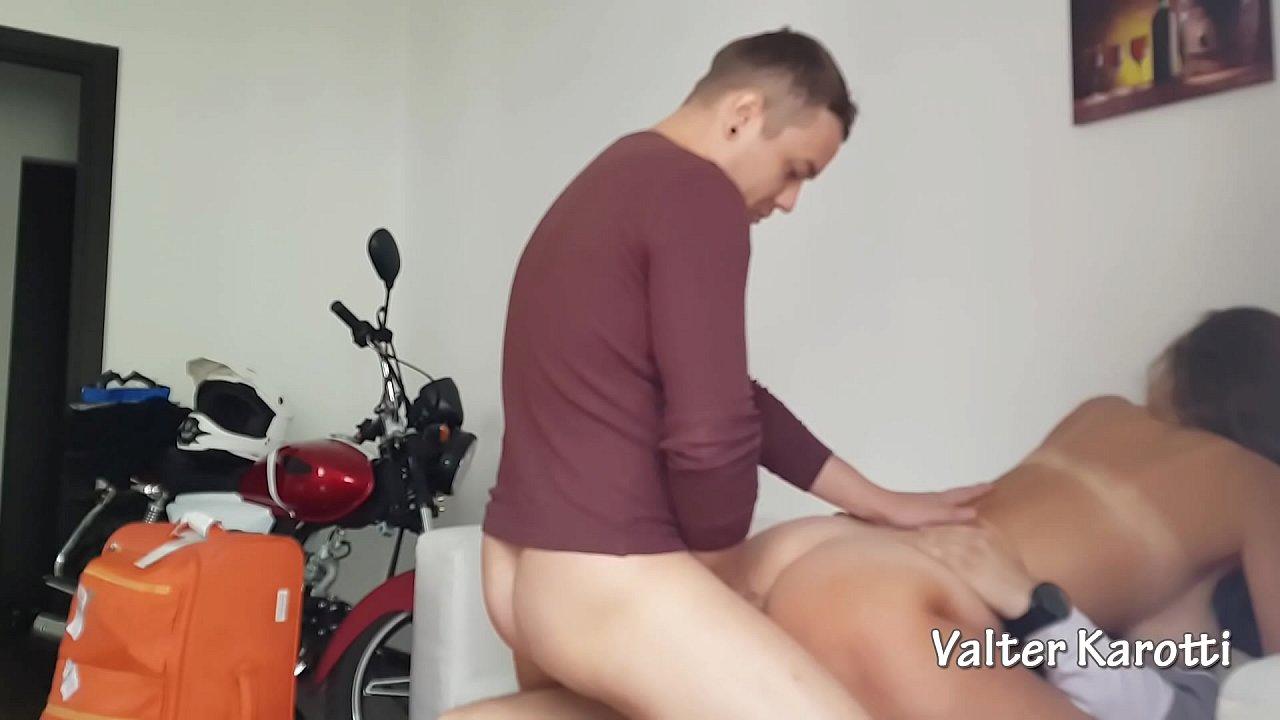 Teen Fucked Through Yoga Pants