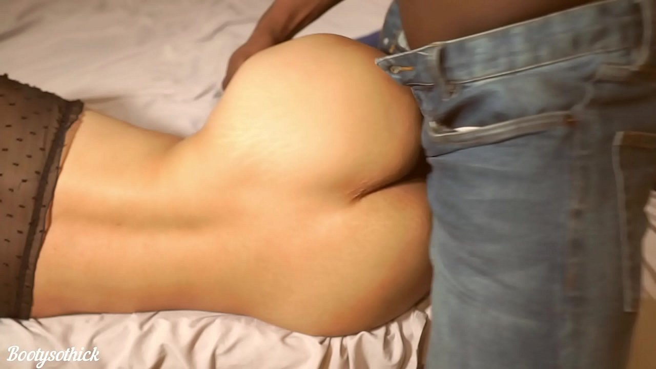 Honey I'm Leaving You For This Handsome Black Guy Watch Him Cum Twice - Jeans Fuck  - 25