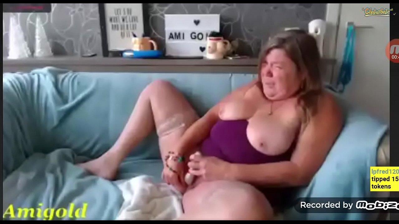 Bbw Intense Orgasm Solo