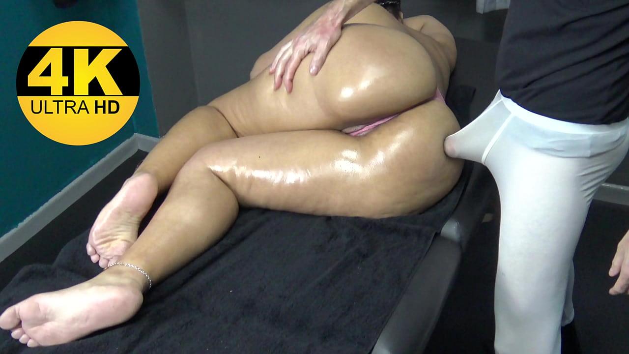 Big Ass Latina Riding Car
