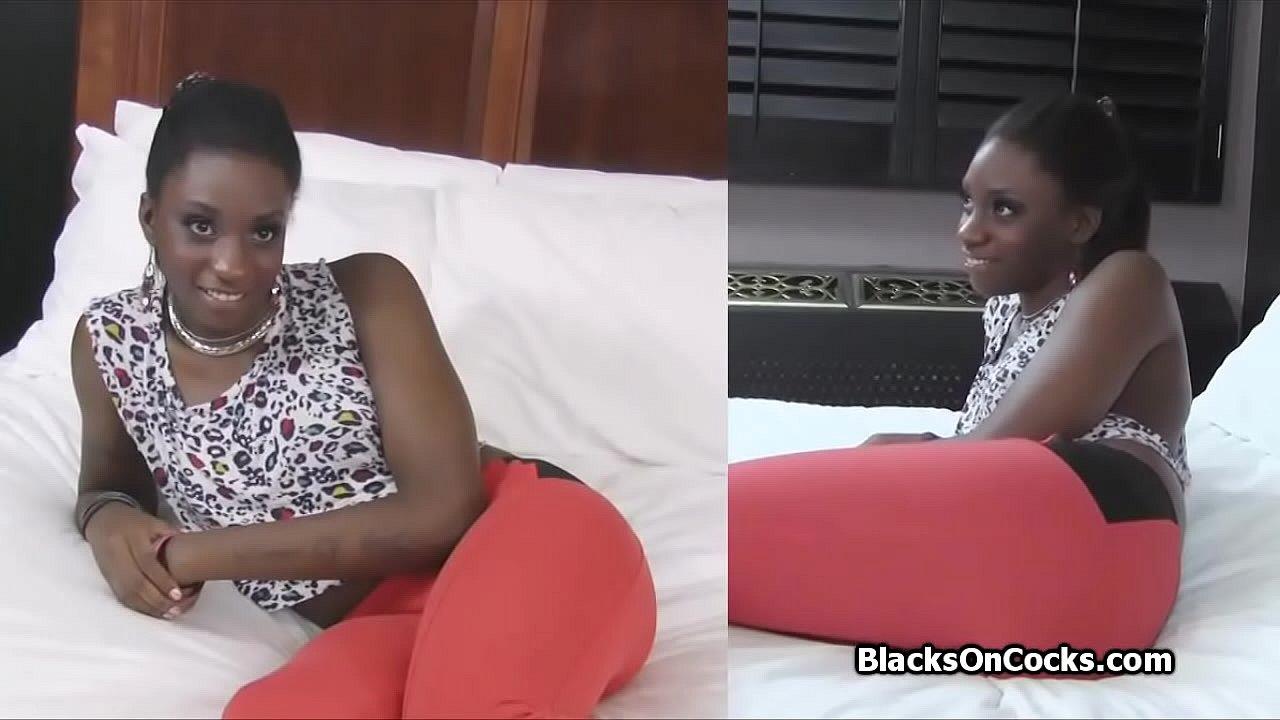 White Girl Black Amateur