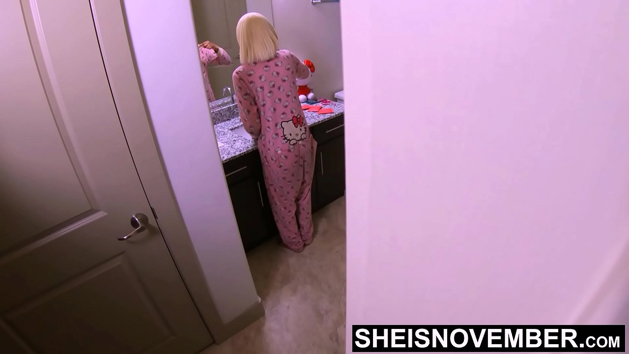 Caught My Stepdaughter On The Toilet & Creanpie Her Pussy Without Her Even Knowing, Ebonycreampie Inside Msnovember Roughcowgirl BigCock Impregnating Hardsex Cowgirl On Sheisnovember