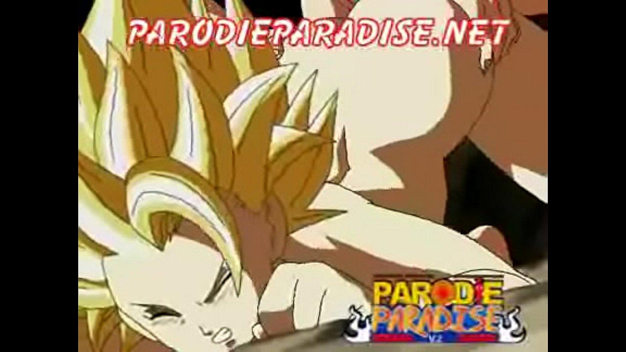 Dragon Ball Super Caulifla Hentai