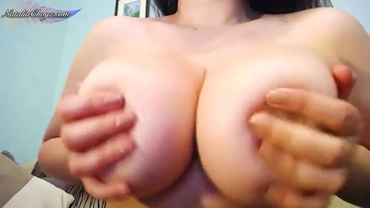 Huge Natural Tits Doggystyle