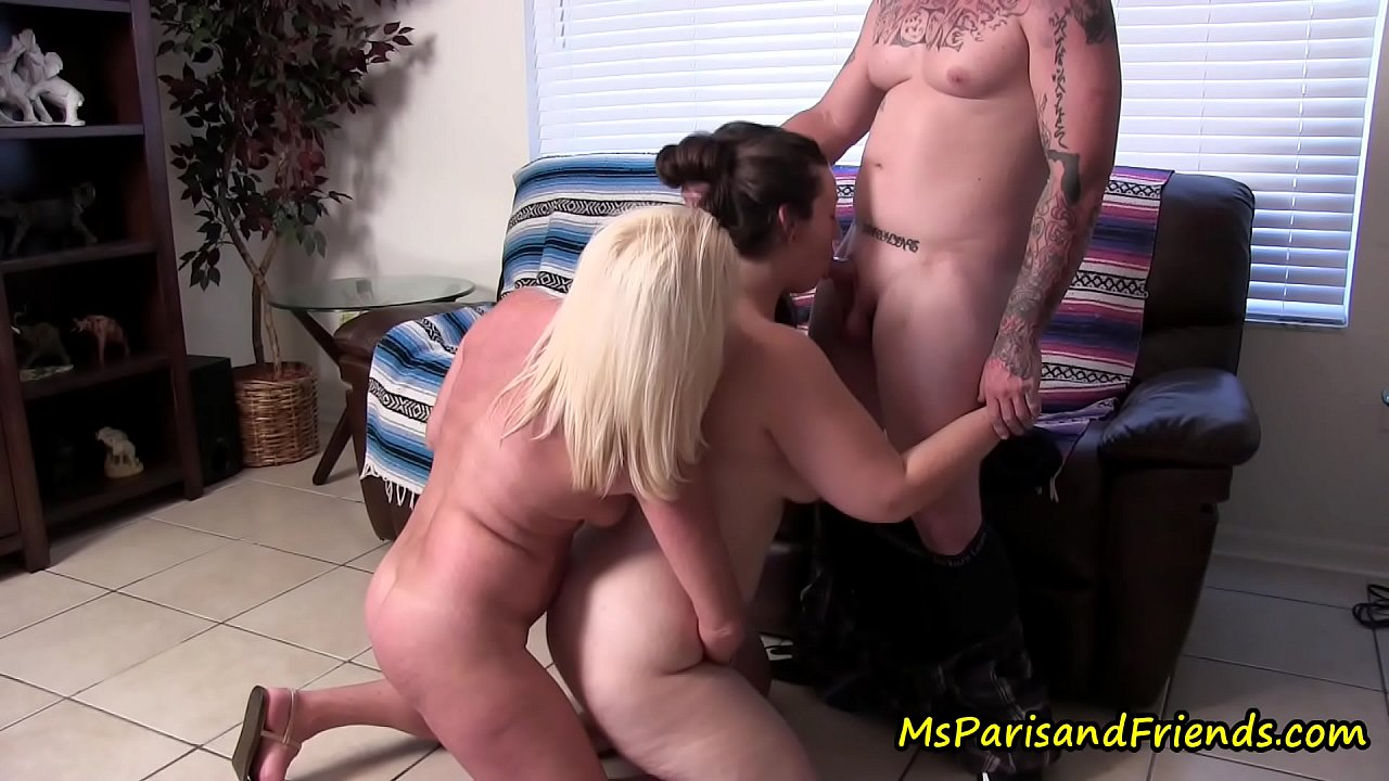 Mom Aunt Daughter Threesome
