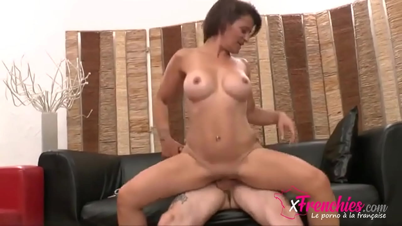 Wife Watches Her Husband
