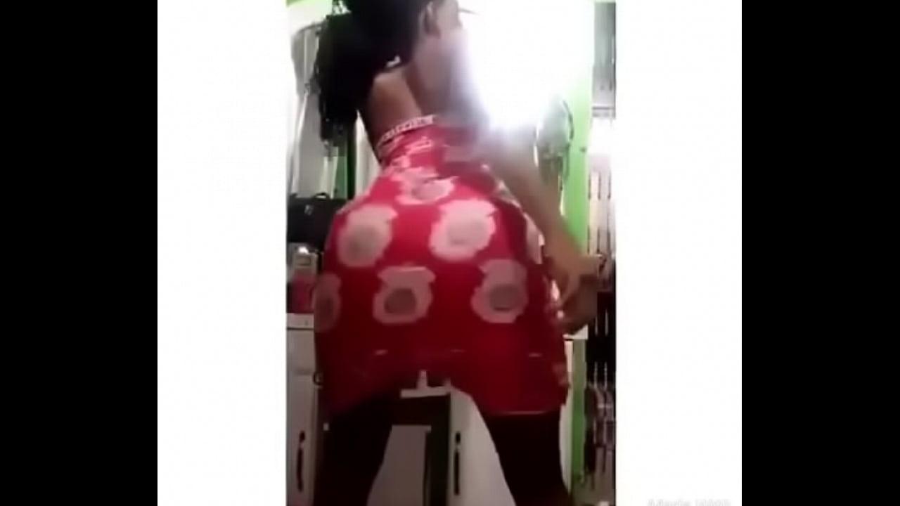 Big Booty Colombian Milf