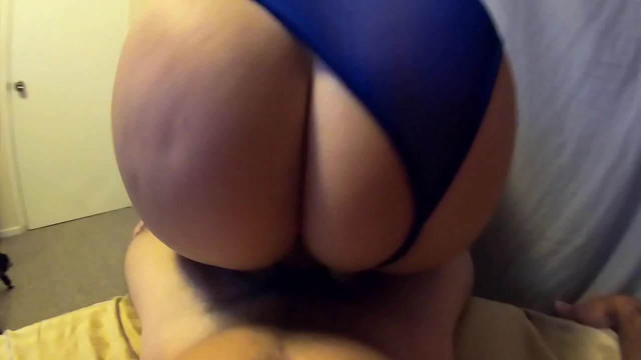 Big White Ass Bouncing Dick