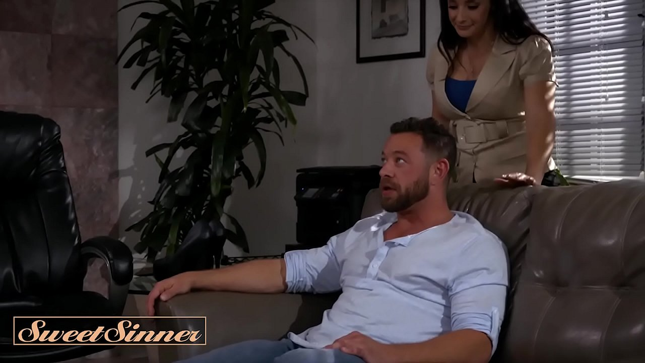 Big tit thicc Sex Therapist Sheena Ryder makes big cock cum - Sweet Sinner