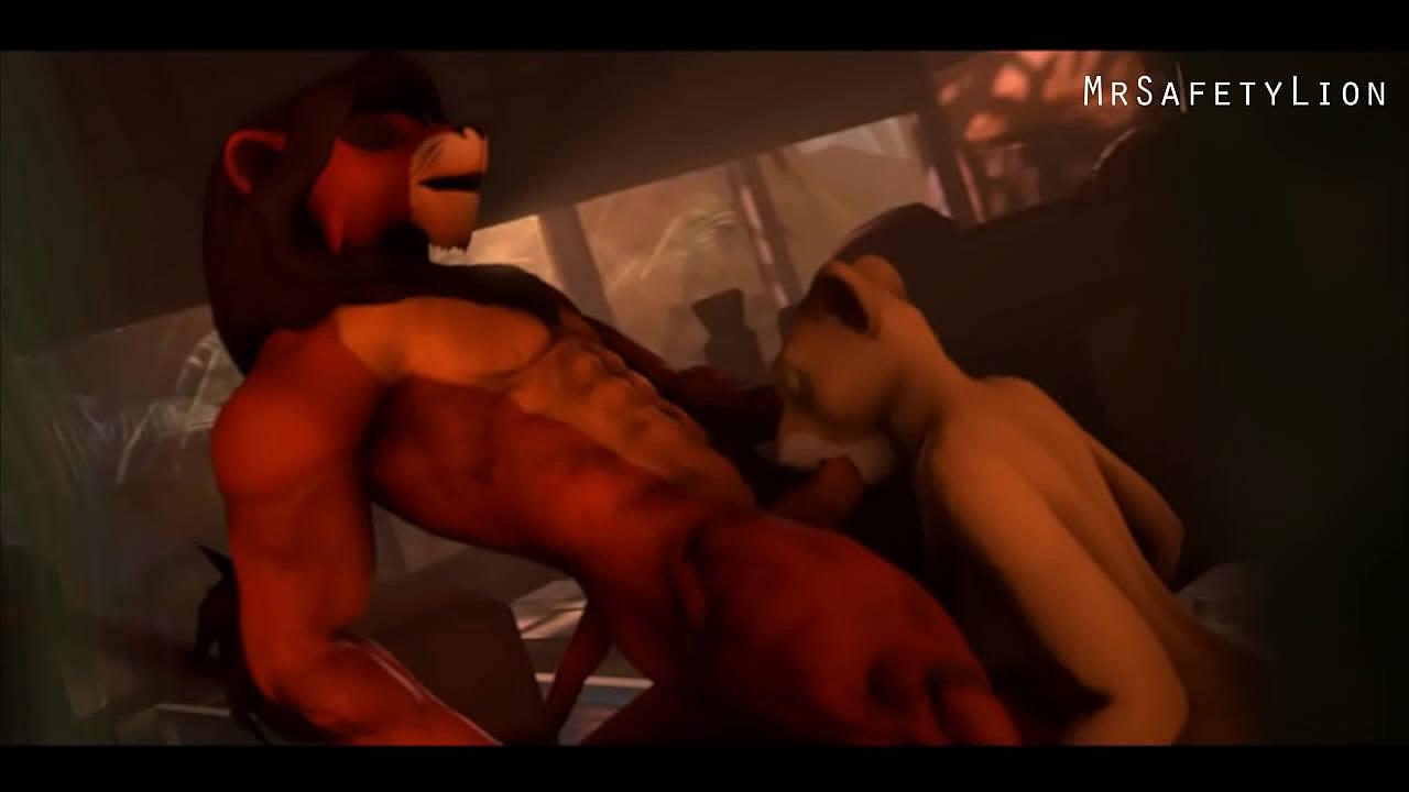 Porno löwen könig der König der