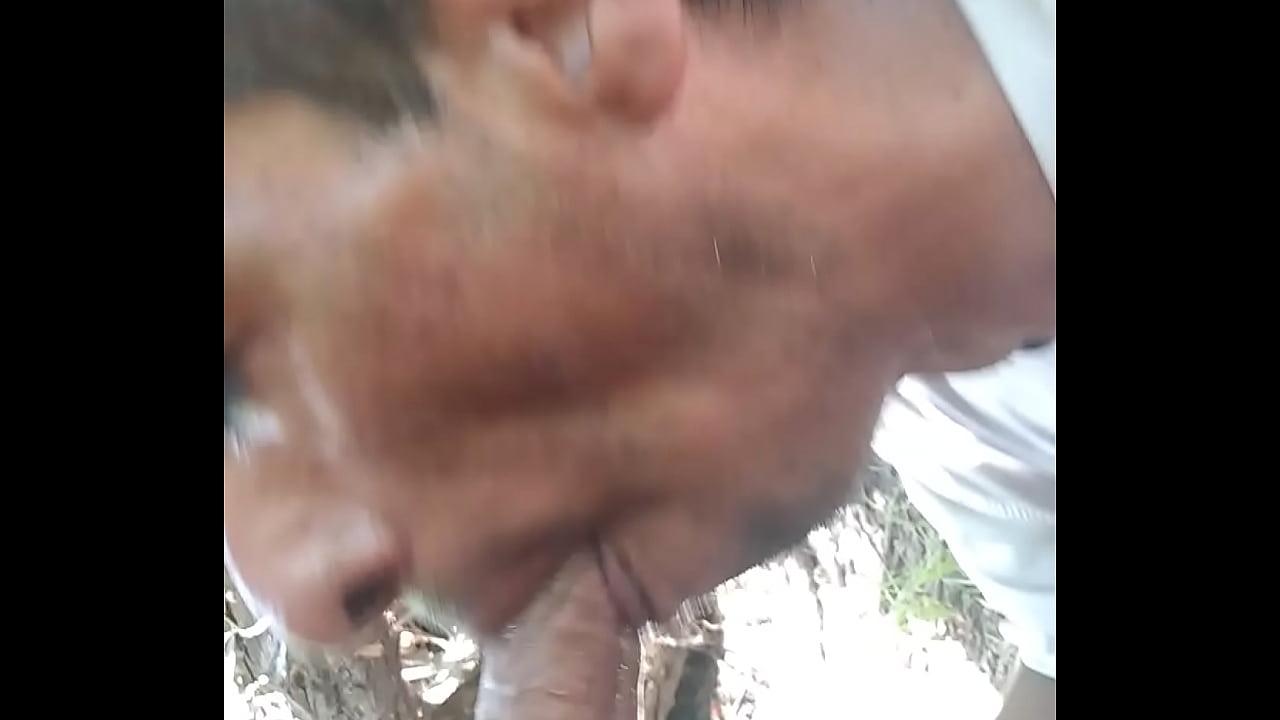 Big Titty Homeless Chick Sucks The Dick Sloppy Blowjob Blow Job
