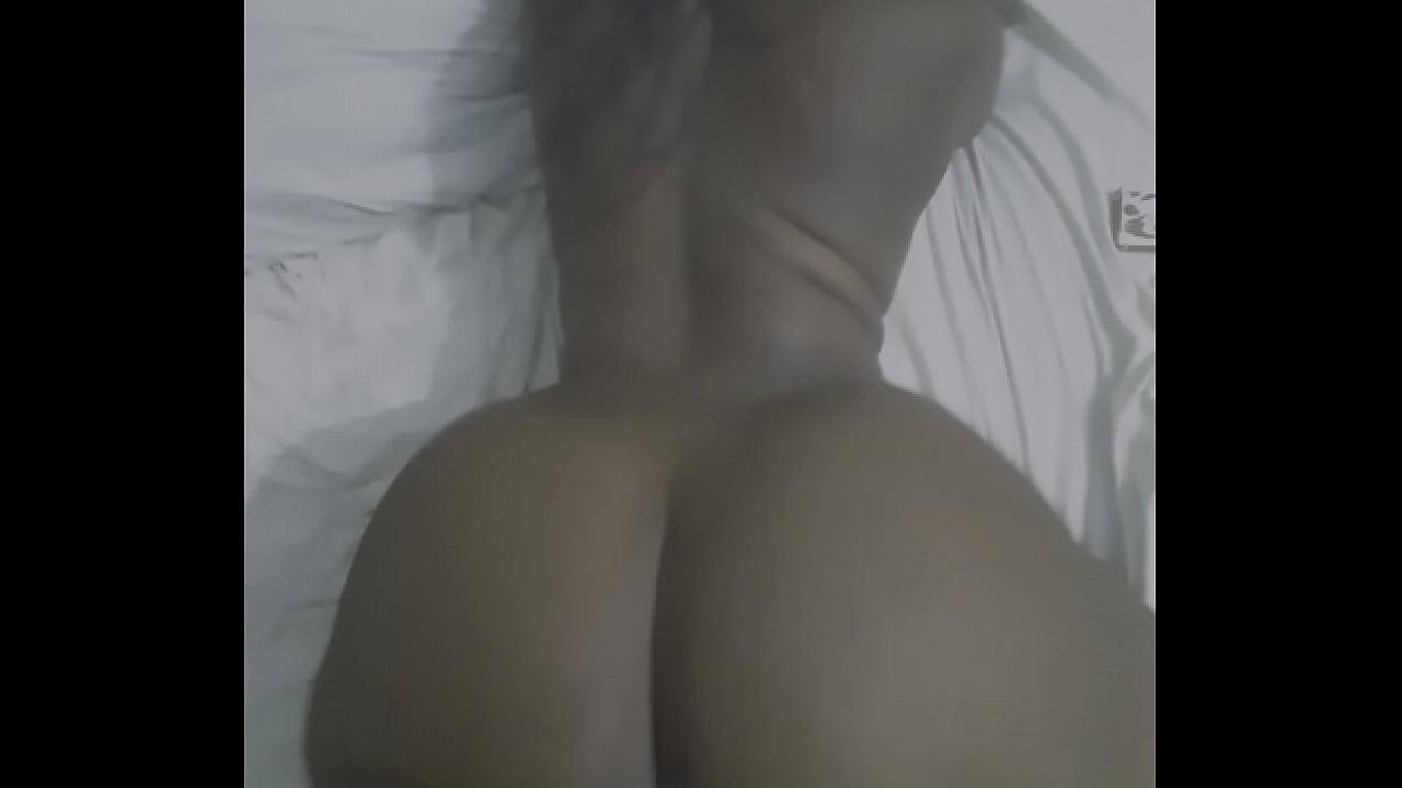 Ebony Big Butt Doggystyle
