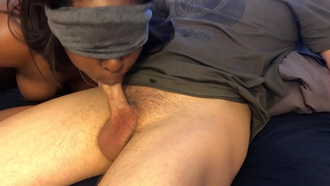 Black Girl White Cock Creampie