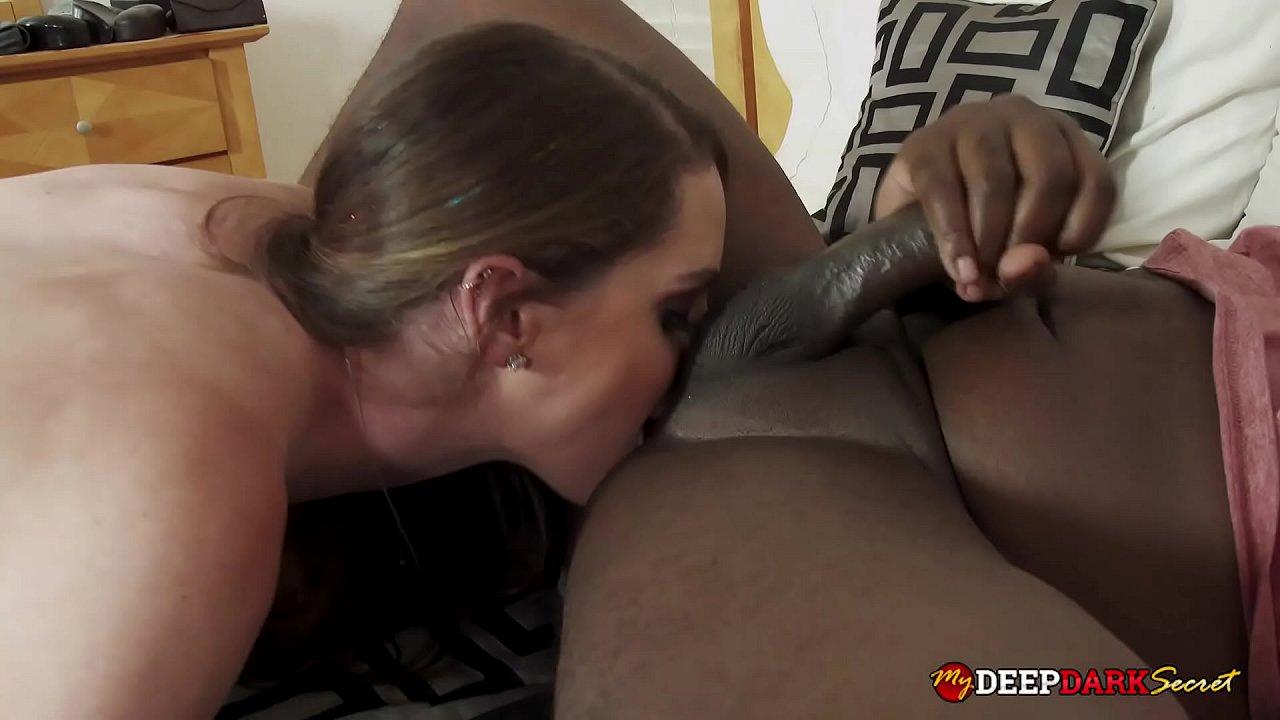 Wife Black Dildo Squirt