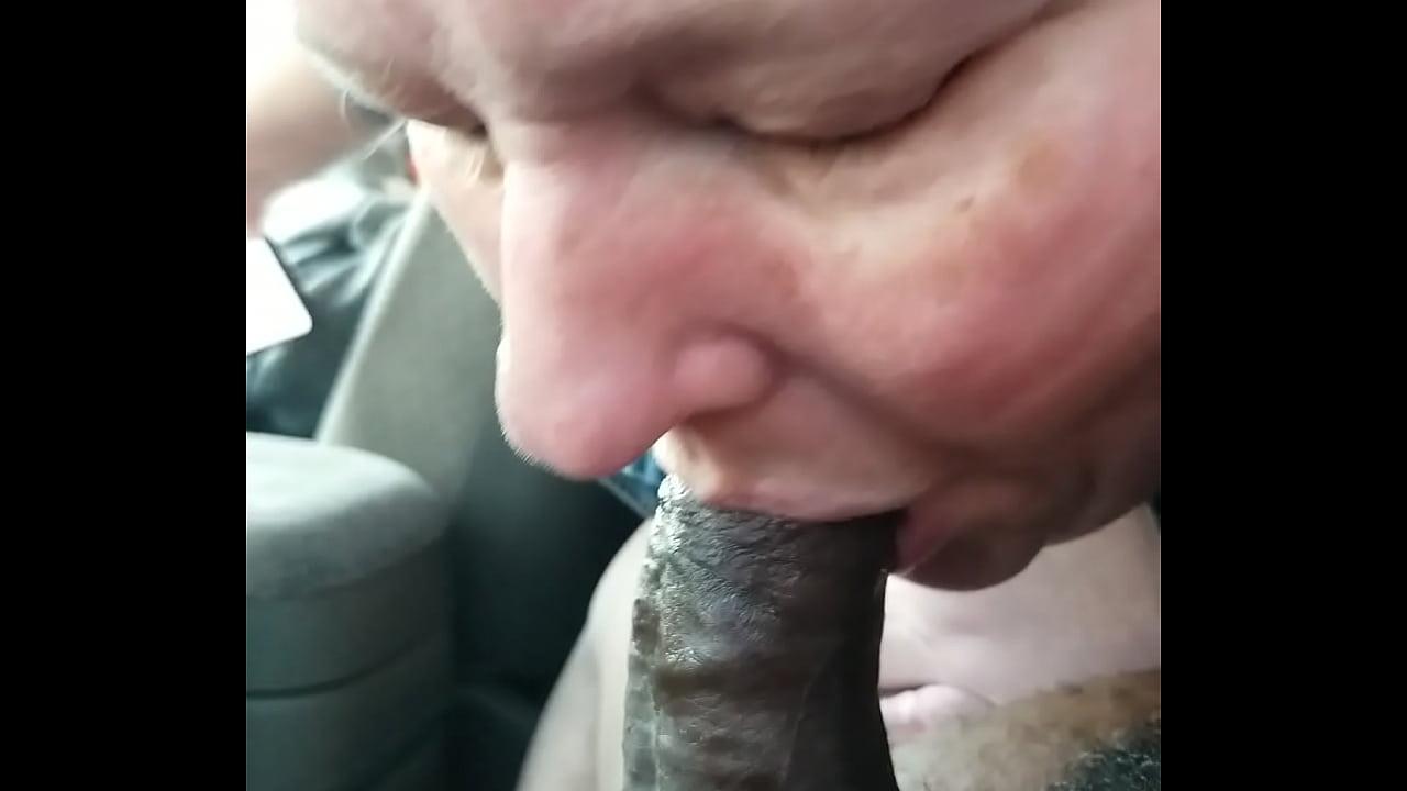 Bbw Sucking Daddys Cock
