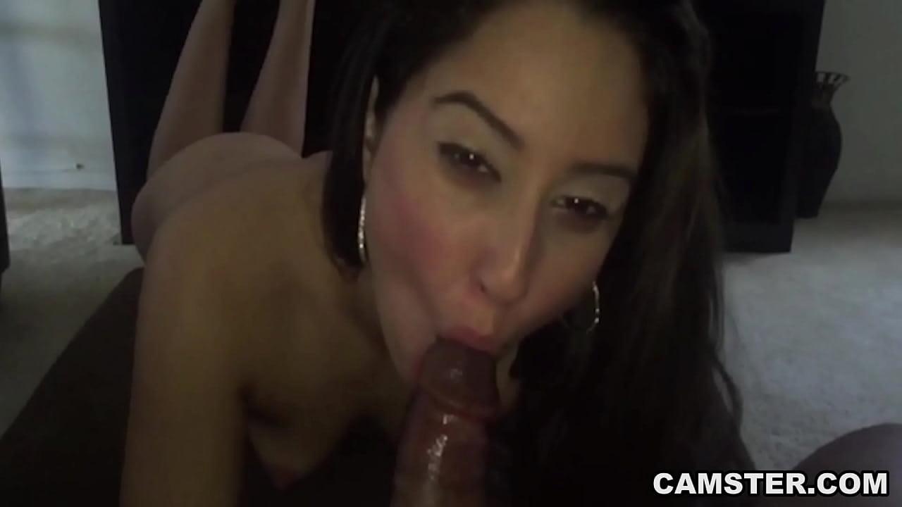 Ebony Big Dick Swallow Nut