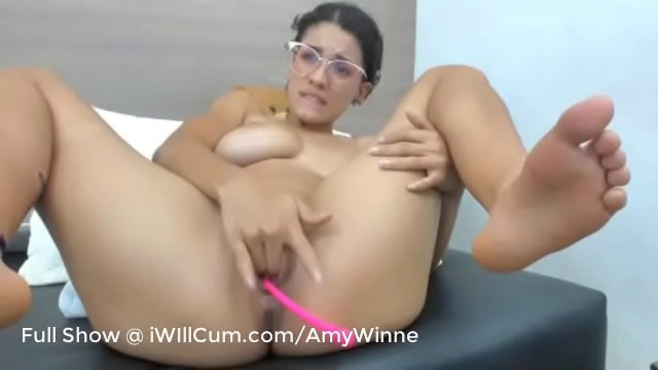 Blonde Teen Orgasm Fuck