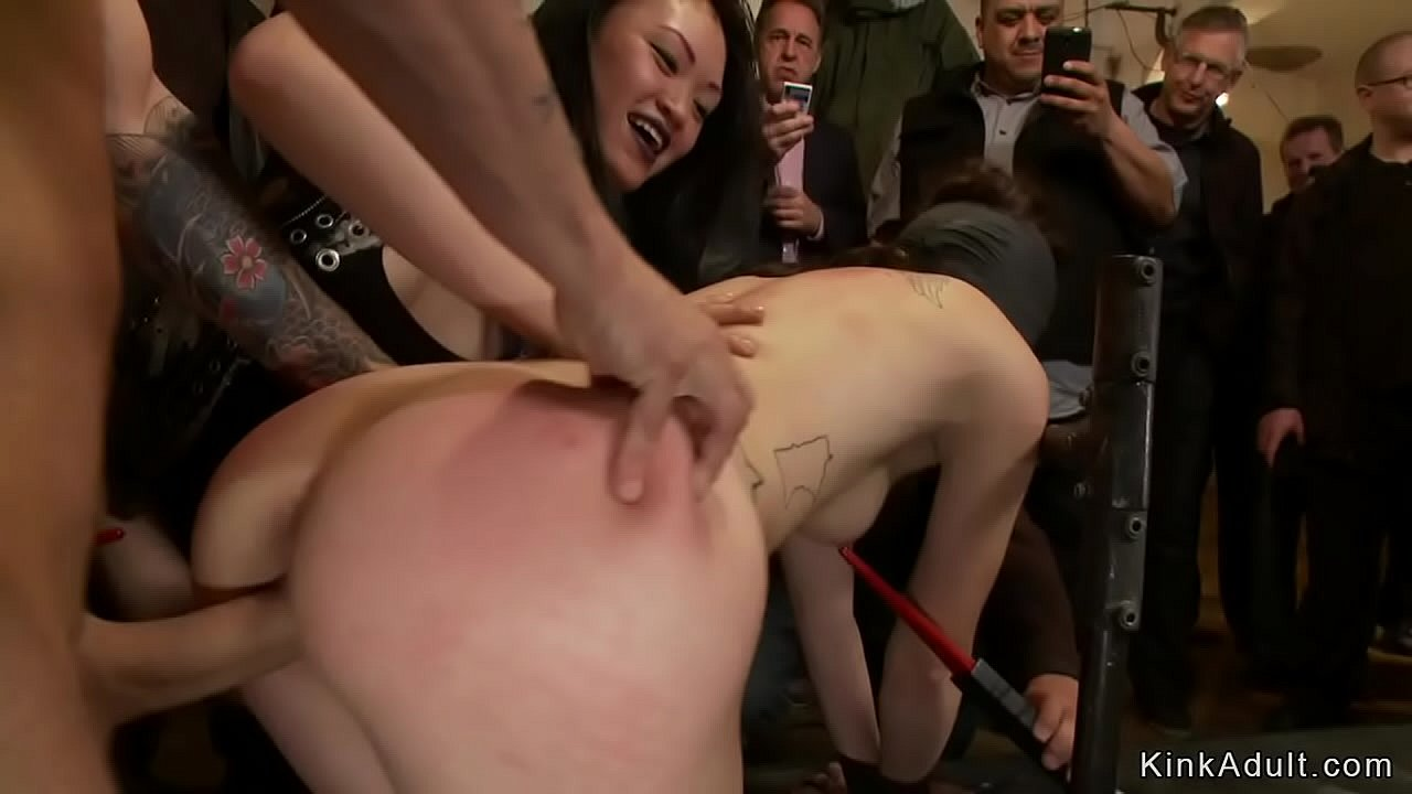Anal Group Slut
