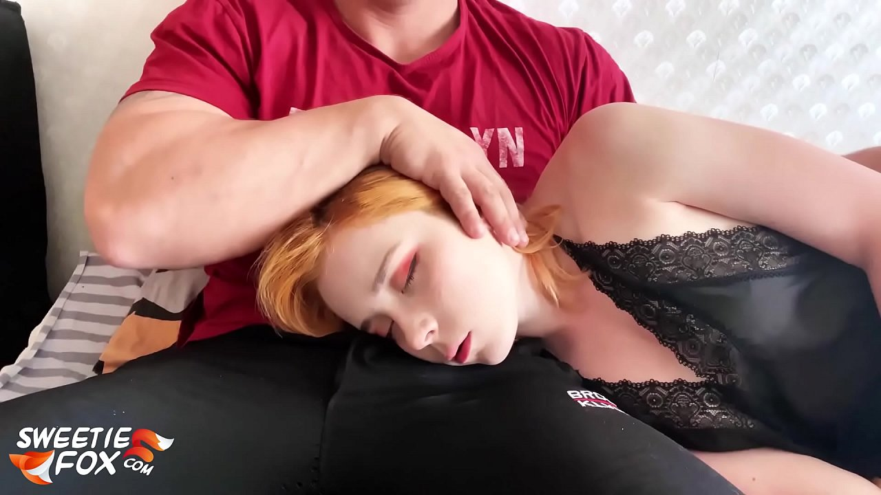 Babe Deepthroat and Cum in Mouth after Waking Up  thumbnail