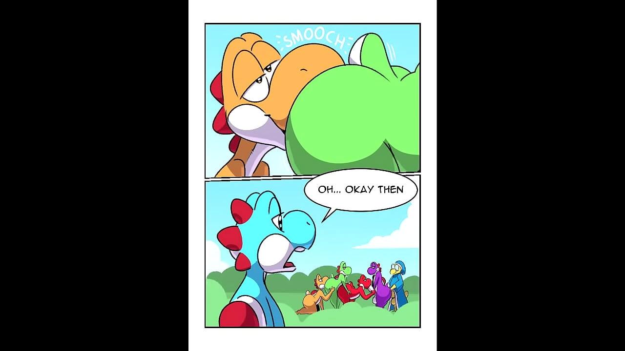 Bros porno mario Mario Bros