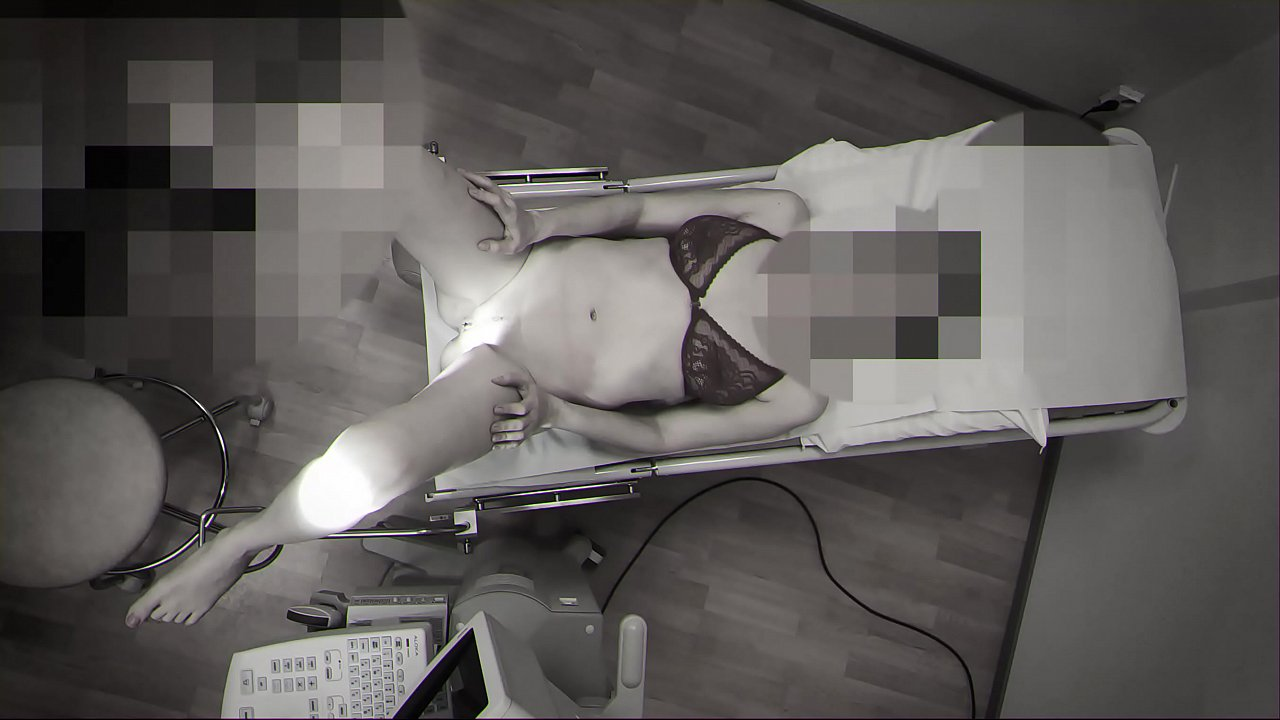 What I just saw on Gyn Practice's Security cam?!