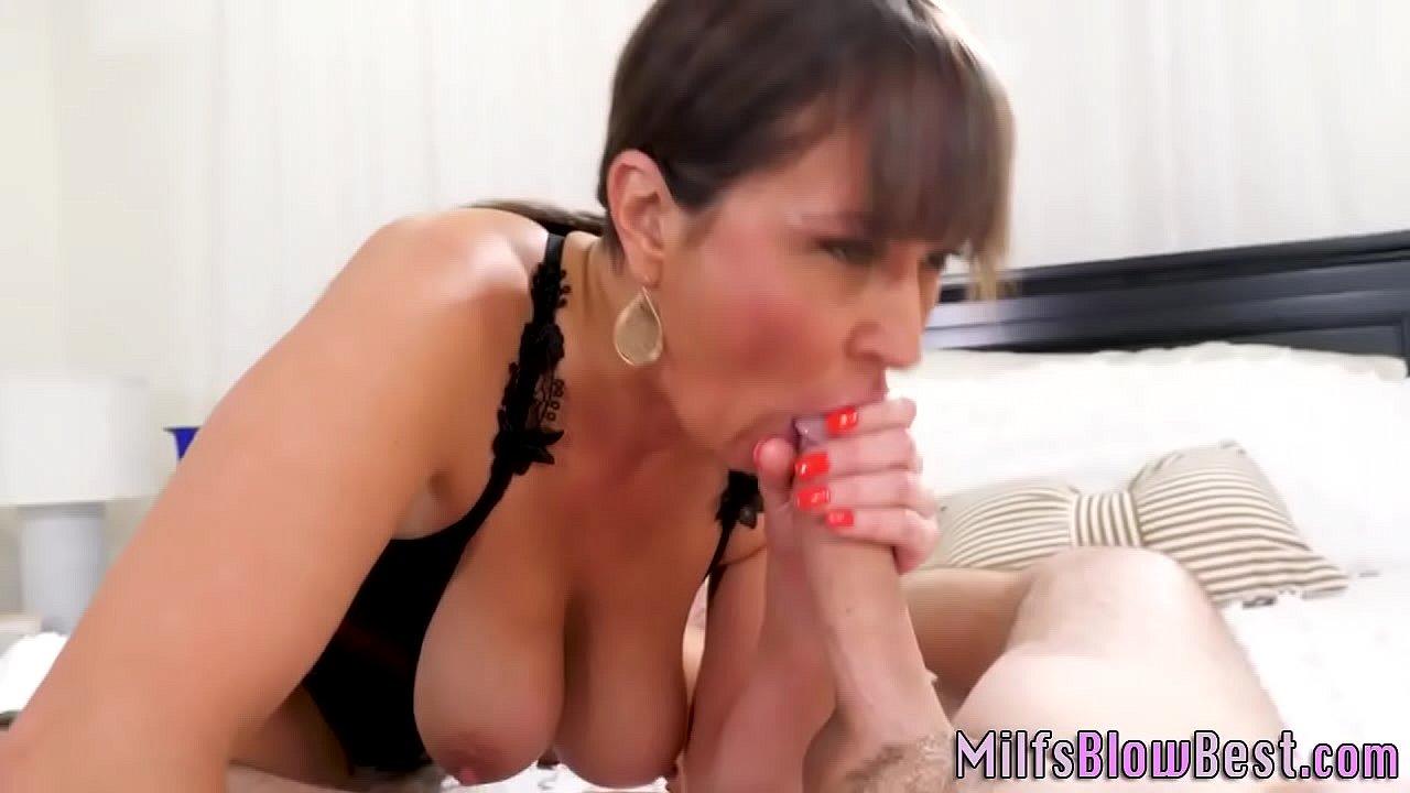 Mature Big Tits Brunette