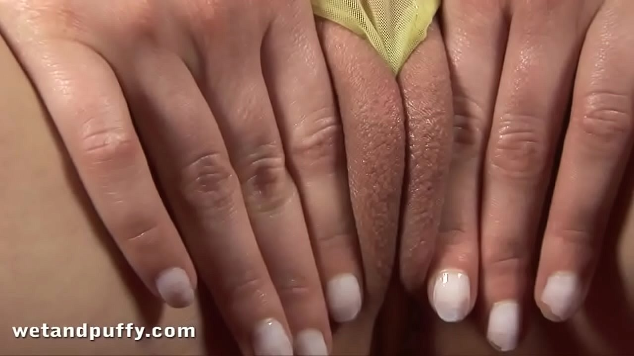 Big Booby Babe Oils Up Wet Pussy