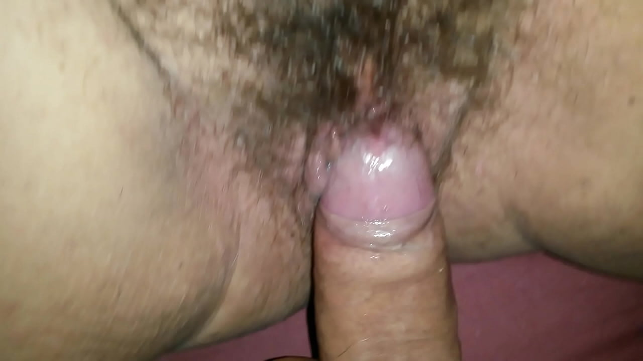 Fingering My Hairy Pussy