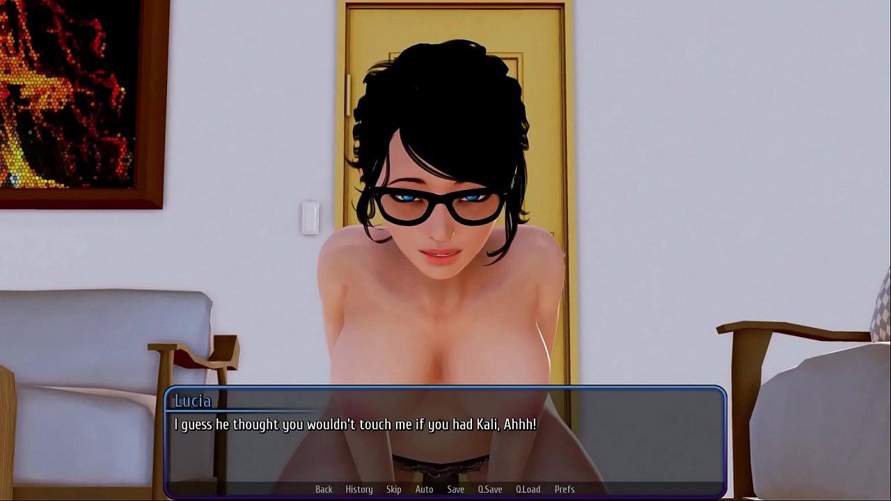 Harem Hotel Porn Game