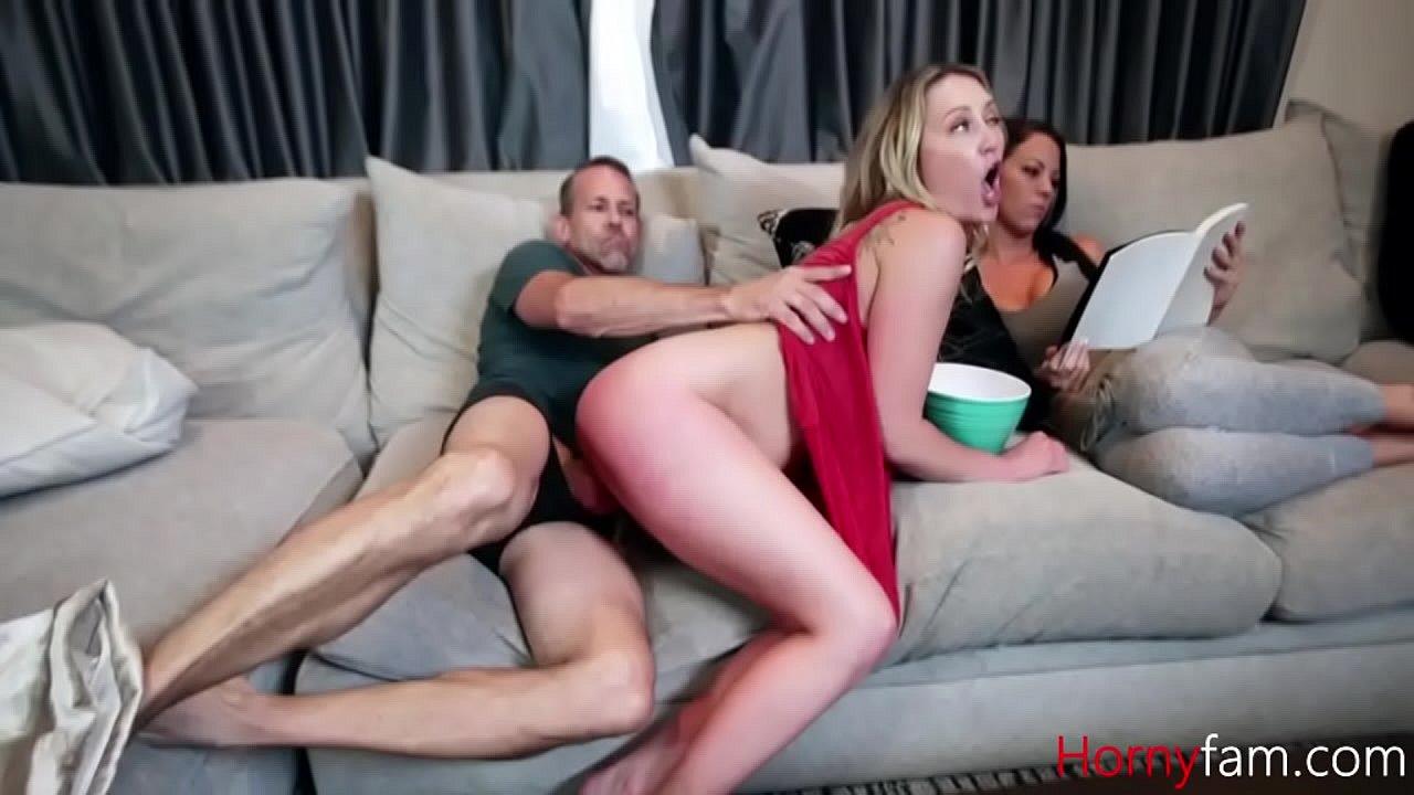 Daughter Fucks Dad Next Mom