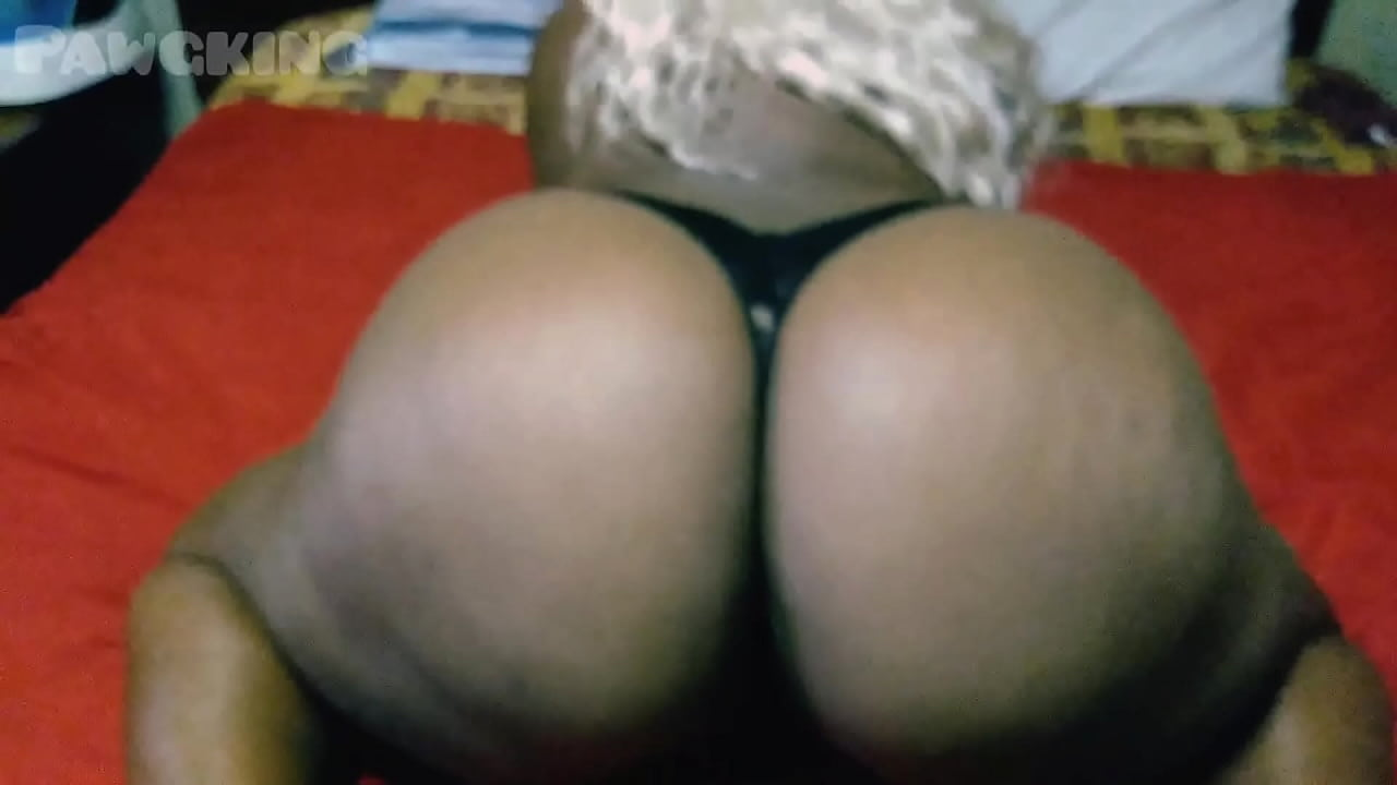 Big Black Ass Riding Dildo