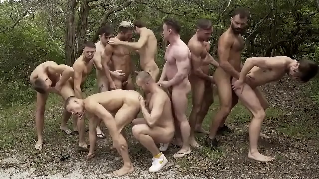 Orgy In The Woods