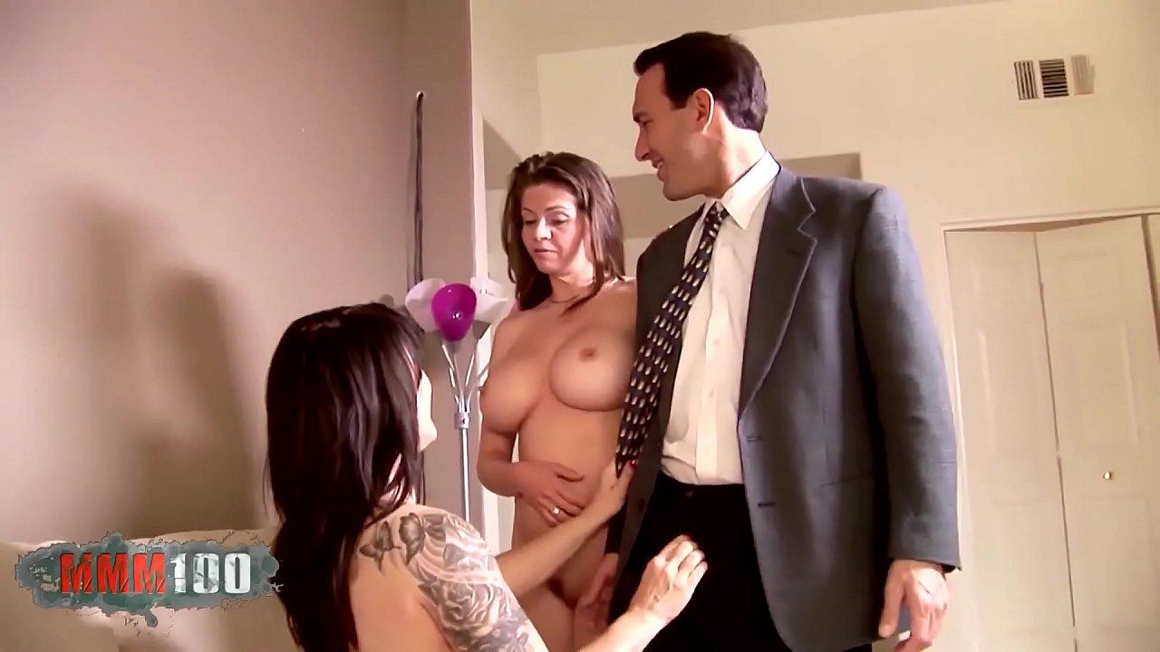 Student Threesome 2 Teachers