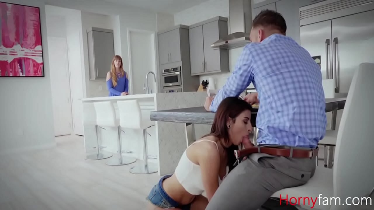 Step Dad Teaches Daughter Fuck